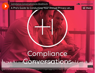 Compliance Conversations Podcast Player