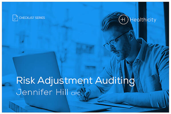 Download the Risk Adjustment Auditing Checklist