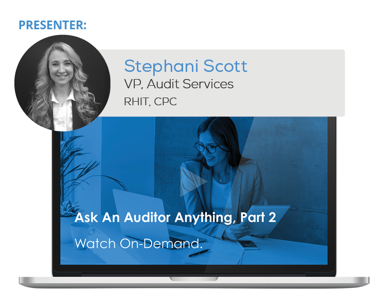 Watch the Webinar - Ask An Auditor Anything, Part 2