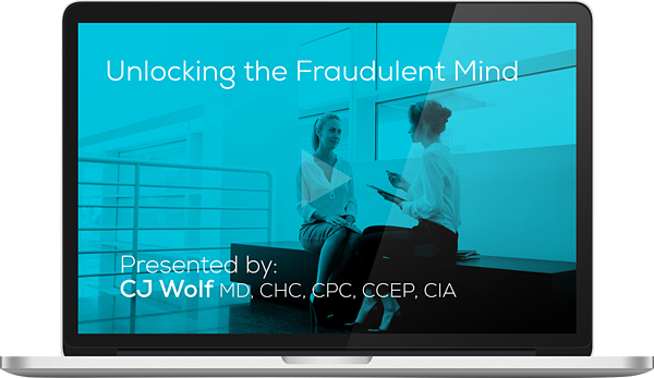 Watch the Unlocking the Fraudulent Mind Webinar Here