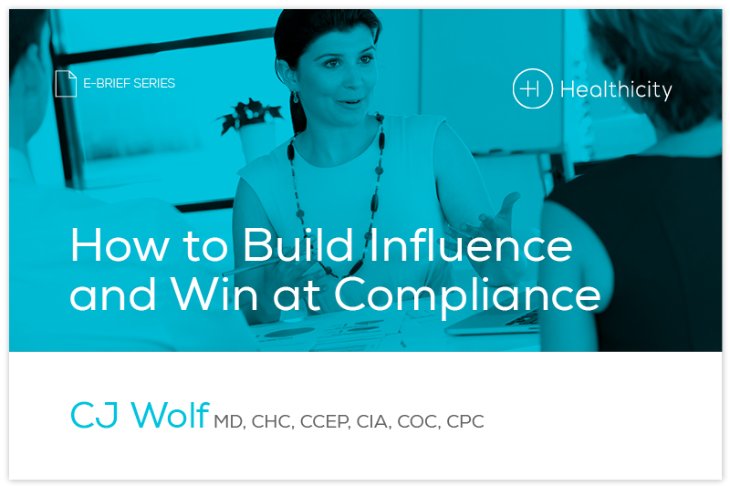 Download The How to Make Friends and Win at Compliance eBrief Here