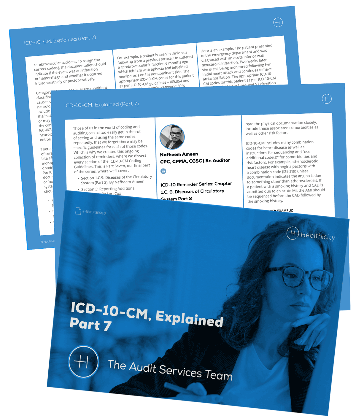 Download the eBrief - ICD-10-CM, Explained (Part 7)