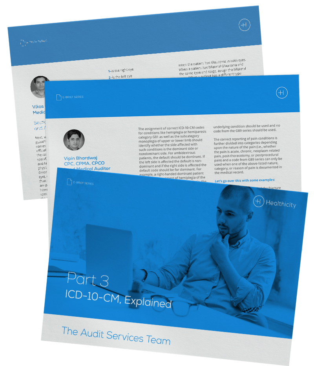 Download the ICD-10-CM, Explained Part 3 eBrief Bundle