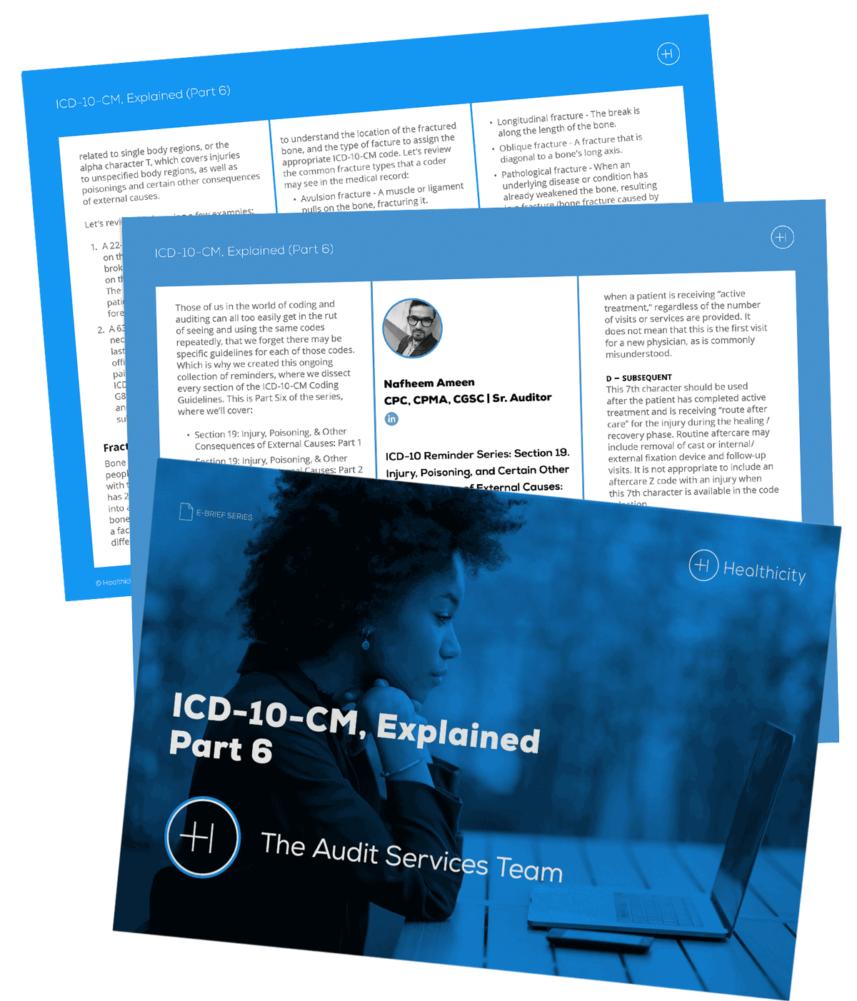Download the eBrief - ICD-10-CM, Explained (Part 6)