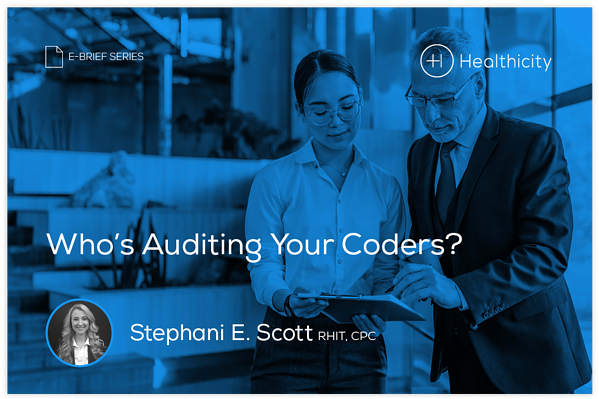 Download the eBrief - Who's Auditing Your Coders?