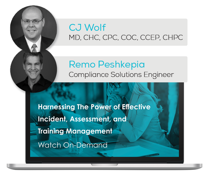 Watch the Webinar - Harnessing The Power of Effective Incident, Assessment, and Training Management