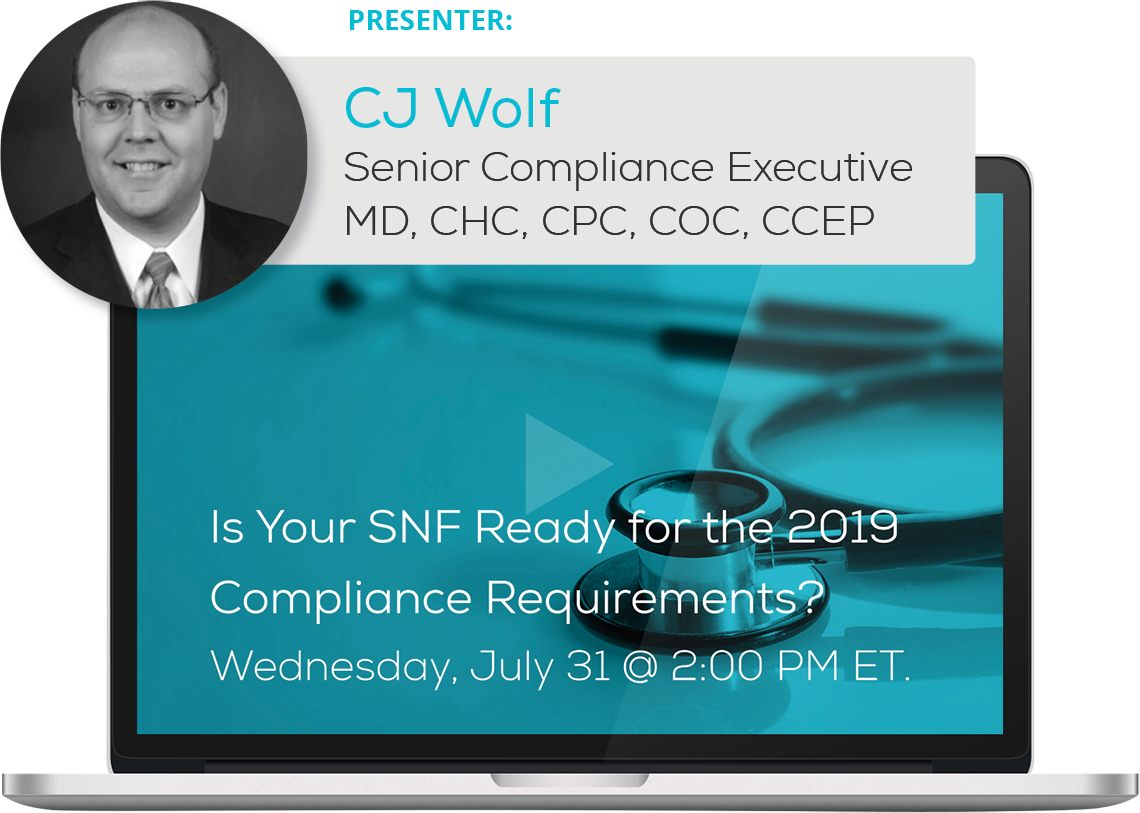 Watch the 'New SNF Requirements for 2019' Webinar